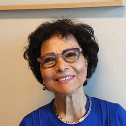 Geraldine van Bueren-Prens,  plaatsvervangend voorzitter SPLIKA