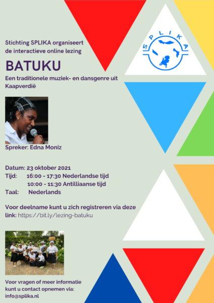 Online lezing Batuku Social media